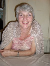 Kath Baker, Reflexologist and EmoTrance Trainer